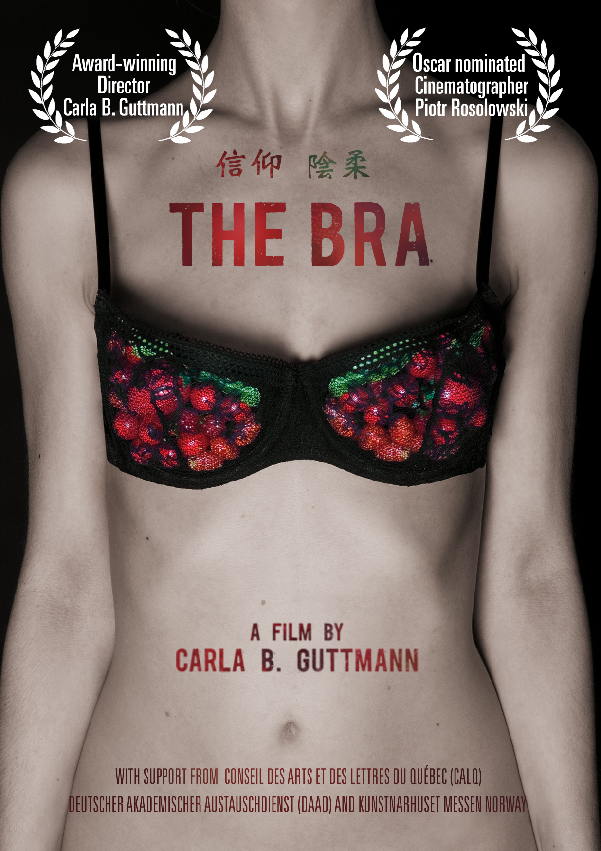THE BRA  Postcard Front Final