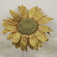 Opera Sunflower Detail